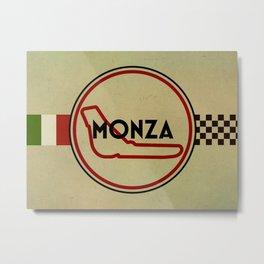 Monza Italian Grand Prix Metal Print