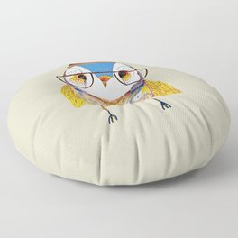 Rad Owl Floor Pillow
