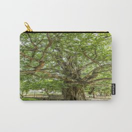 """The """"Magic Tree"""", Killing Fields, Cambodia Carry-All Pouch"""