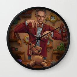 Becoming a Real Bear Wall Clock