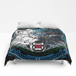 Timberwolves Comforters