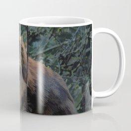 Posing Maine Coon Coffee Mug