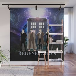 The Doctor Of Regeneration Wall Mural
