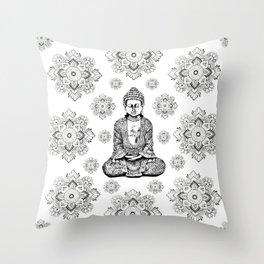 Buddha,HOME DECOR, 2,Graphic Design,Home Decor,iPhone skin,iPhone case,Laptop sleeve,Pillows,Bed,Art Throw Pillow