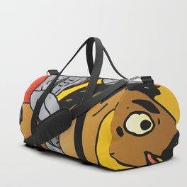 Inktober 2017 Day 20 Duffle Bag
