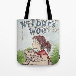 Wilbur's Woe Tote Bag