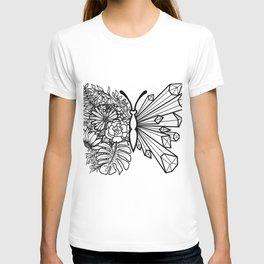Left Brain Right Brain T-shirt