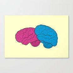 mind fuck Canvas Print