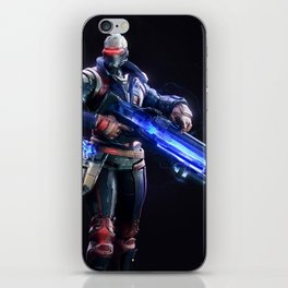 Soldier 76 v1 iPhone Skin