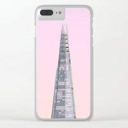 Renzo Piano | Shard London Bridge Clear iPhone Case