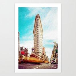 Manhattan 11 Art Print