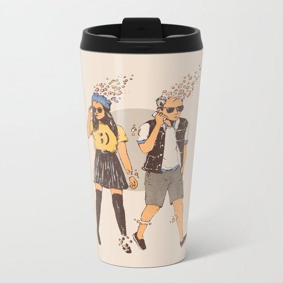 Instant Society Metal Travel Mug