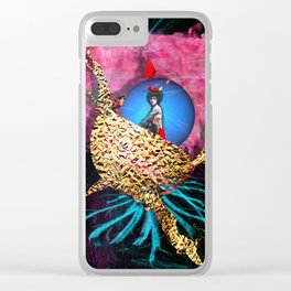 Ma Clear iPhone Case