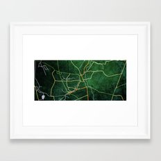 Grantham Framed Art Print