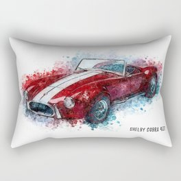 Shelby Cobra 427 Rectangular Pillow