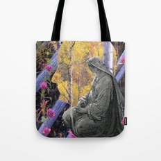 Two Souls Tote Bag
