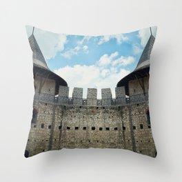 Soroca Fortress Moldova Throw Pillow