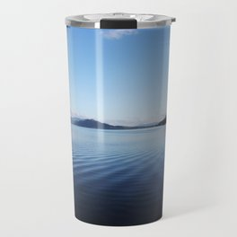 Blue Noon Travel Mug