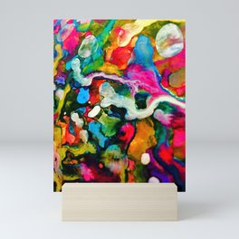 Layers Upon Layers Mini Art Print