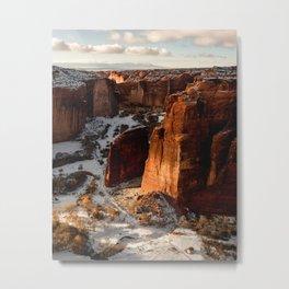 Canyon de Chelly I Metal Print