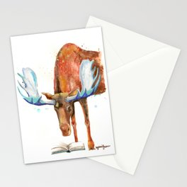 A Moost Read Stationery Cards