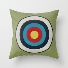 The Kids Are Alright Throw Pillow