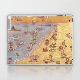 Children of summer Laptop & iPad Skin