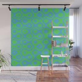 Brain Coral Green - Coral Reef Series 021 Wall Mural