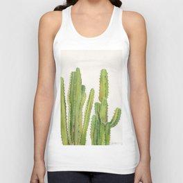 Cactus 2 Unisex Tank Top