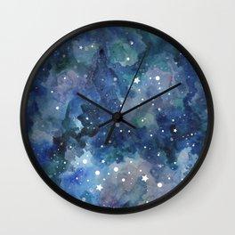 Star Galaxy Wall Clock