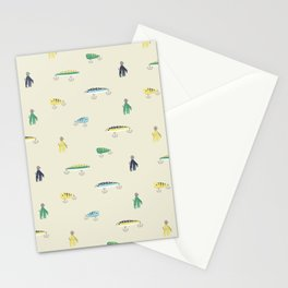 Bait & Sail - Lures Stationery Cards