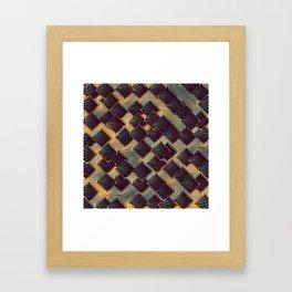 Graphic C10 Framed Art Print