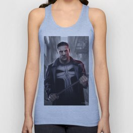 The Punisher Unisex Tank Top