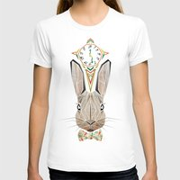 rabbit T-shirts featuring rabbit by Manoou