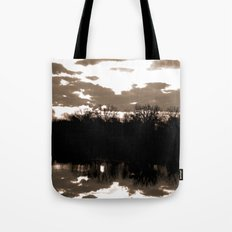 halloween sunrise Tote Bag