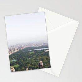Central Park - New York City Stationery Cards