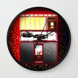 ROCKOLA Wall Clock