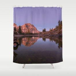Dolomites 23 - Italy Shower Curtain