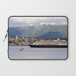 Vancouver Harbour - Canada Laptop Sleeve