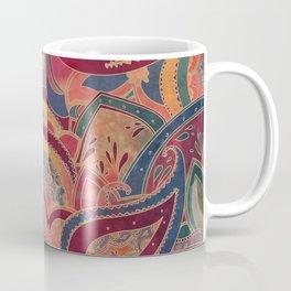 Paisley pattern Coffee Mug