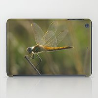 dragonfly iPad Cases featuring dragonfly by giol's