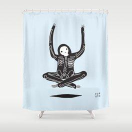 Bogeyman Shower Curtain