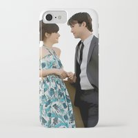 500 days of summer iPhone & iPod Cases featuring (500) Days of Summer by Derek Donovan