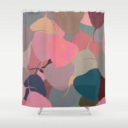 Bodhitree Leave Patten (Autum) Shower Curtain