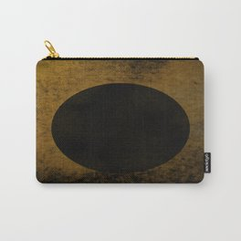 Rustic Dusk - Abstract, rustic, metallic artwork Carry-All Pouch