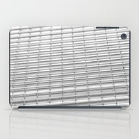 gray pattern iPad Cases featuring Gray Pattern by theGalary