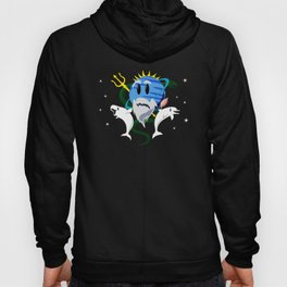 Neptune, Planet God of the Sea Hoody