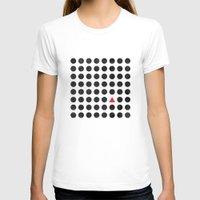 minimalism T-shirts featuring Minimalism 2 by Mareike Böhmer