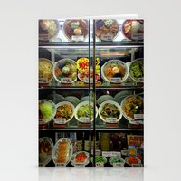 ramen Stationery Cards featuring Ramen choices. by Oyl Miller