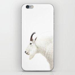 NORDIC MOUNTAIN GOAT iPhone Skin